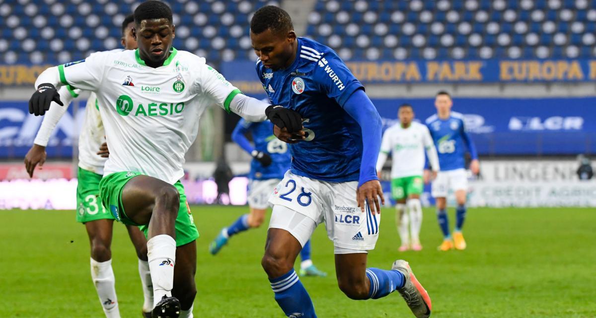 ASSE : Quatre Verts ont vraiment marqué des points avant le derby contre l'OL