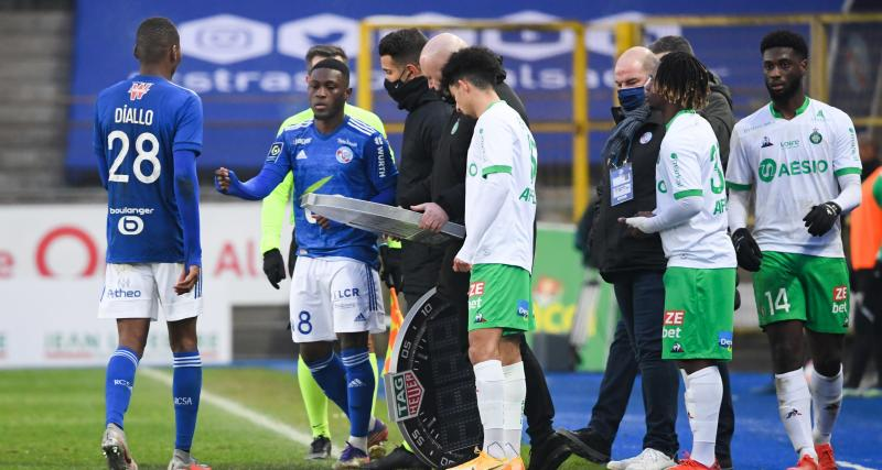 ASSE – L'oeil de Denis Balbir : « Covid, penalty et arbitrage... Beaucoup de choses contre les Verts »