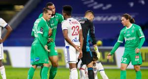 ASSE - OL : les Verts prennent un gros coup de pression avant le derby