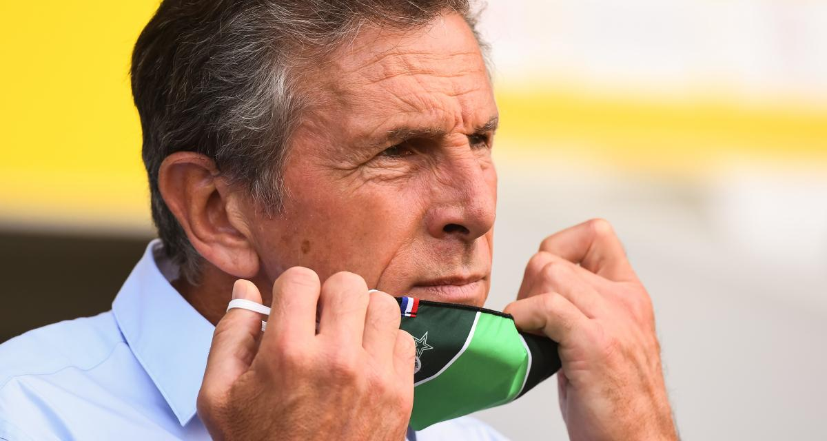ASSE : Covid, derby, Mercato, dossier Mohamed... Claude Puel fait le point