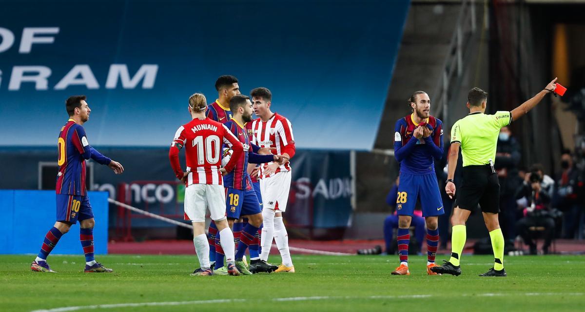 FC Barcelone : Messi connait sa sanction