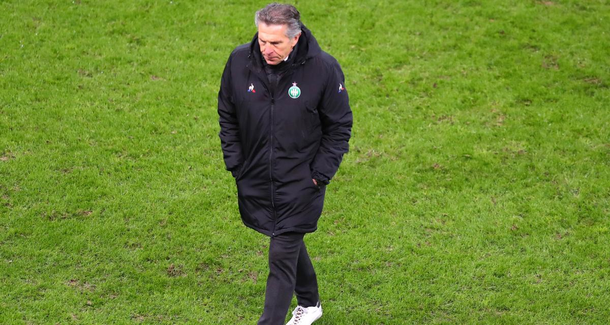 ASSE - L'analyse de Laurent Hess : « You will walk alone, Claude ! »