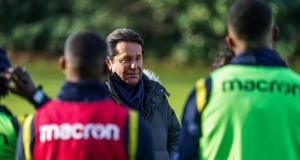 FC Nantes – Mercato: Kita a mis son veto à un départ cet hiver