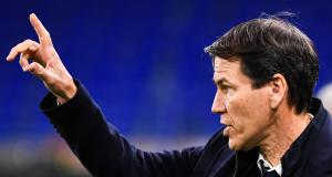 OL, ASSE : Garcia regrette la poisse qui frappe les Verts et défend Lopes avant le derby