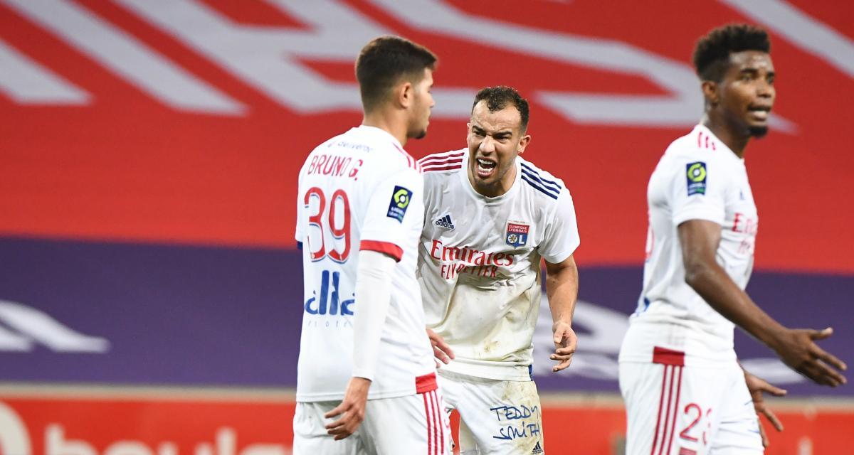 OL – Mercato: Djamel Benlamri partant après le derby?