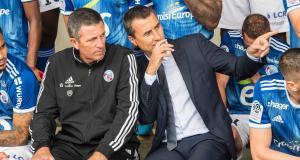 RC Strasbourg – Mercato: Laurey enregistre un double renfort