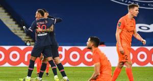 Résultat Ligue 1 : le PSG dérouille Montpellier (4-0), Mbappé répond aux critiques