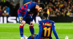FC Barcelone : Messi a livré la recette de sa potion magique à Dembélé