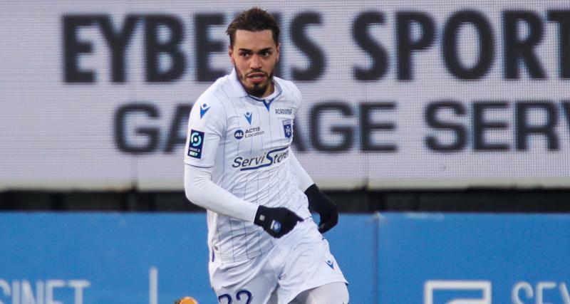 Résultat Ligue 2 : Clermont 1 - 0 AJ Auxerre (terminé)