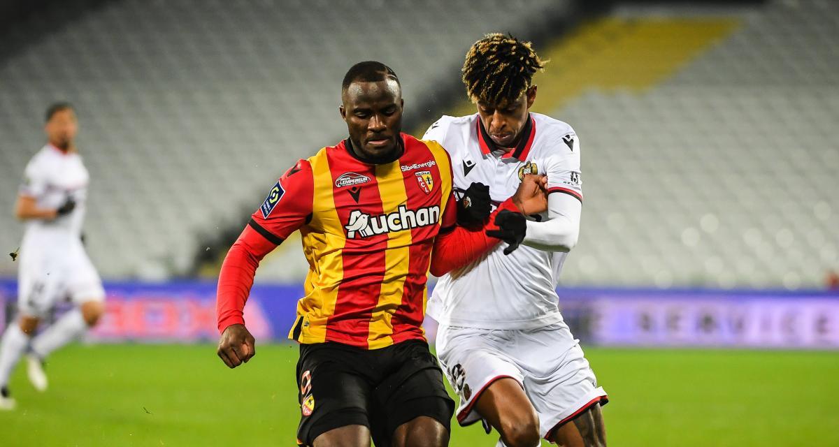 RC Lens – OGC Nice (0-1) : les Tops et les Flops de la nouvelle défaite lensoise à Bollaert