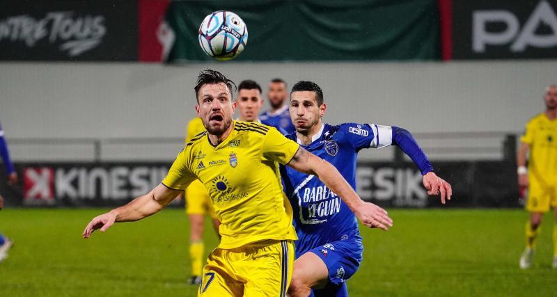 Résultats Ligue 2 : Troyes s'arrache, Grenoble assure, le Paris FC se relance, l'AC Ajaccio chute