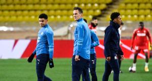 Résultat Ligue 1 : AS Monaco 0 - 1 OM (mi-temps)