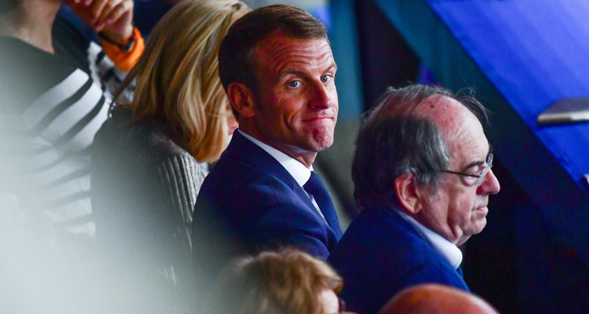 ASSE, FC Nantes, PSG, OM, OL : Canal+, Mediapro, droits TV... Macron a lancé son plan d'attaque