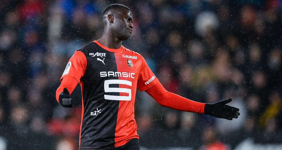 Stade Rennais, ASSE - Mercato : M'Baye Niang a reçu un intérêt inattendu
