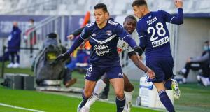 Résultat L1 : les Girondins de Ben Arfa s'offrent Angers (2-1) et doublent le RC Lens