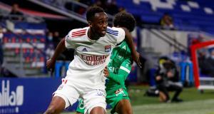 Résultat Ligue 1 : l'OL a déjà fait le break face à l'ASSE (0-2, mi-temps)