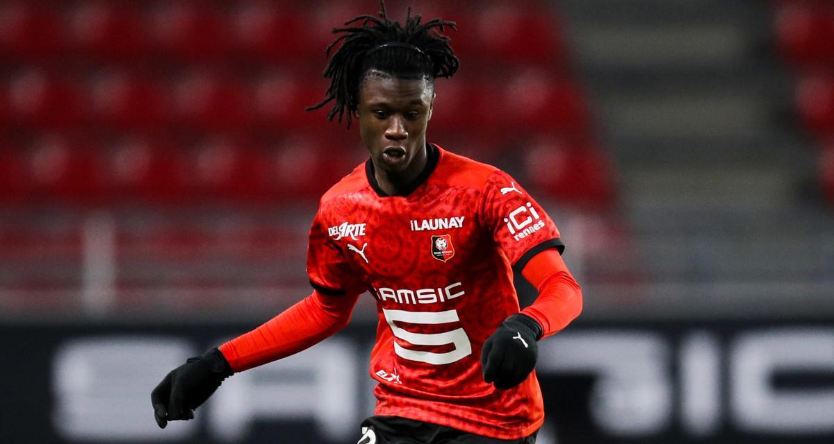 Stade Rennais - LOSC (0-1) : Camavinga prévient l'OM