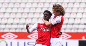 Stade de Reims – Brest (1-0) : le vestiaire n'a pas épargné Mbuku malgré son coup de chance