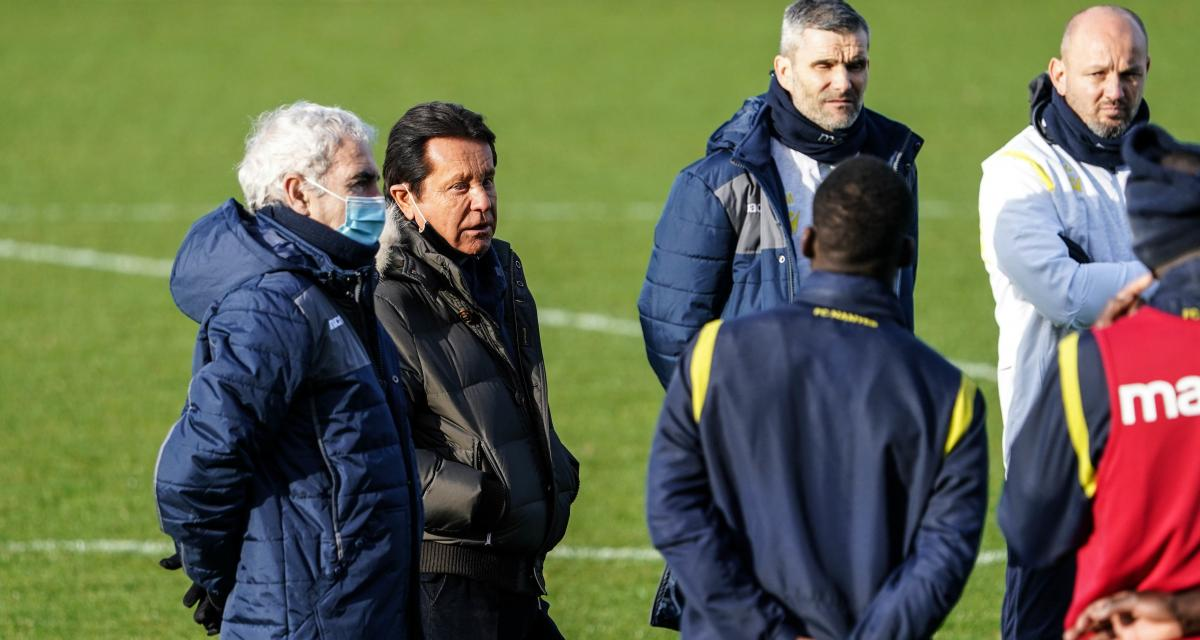 FC Nantes : Kita et Domenech s'opposent, vers une fin de mercato mouvementée !