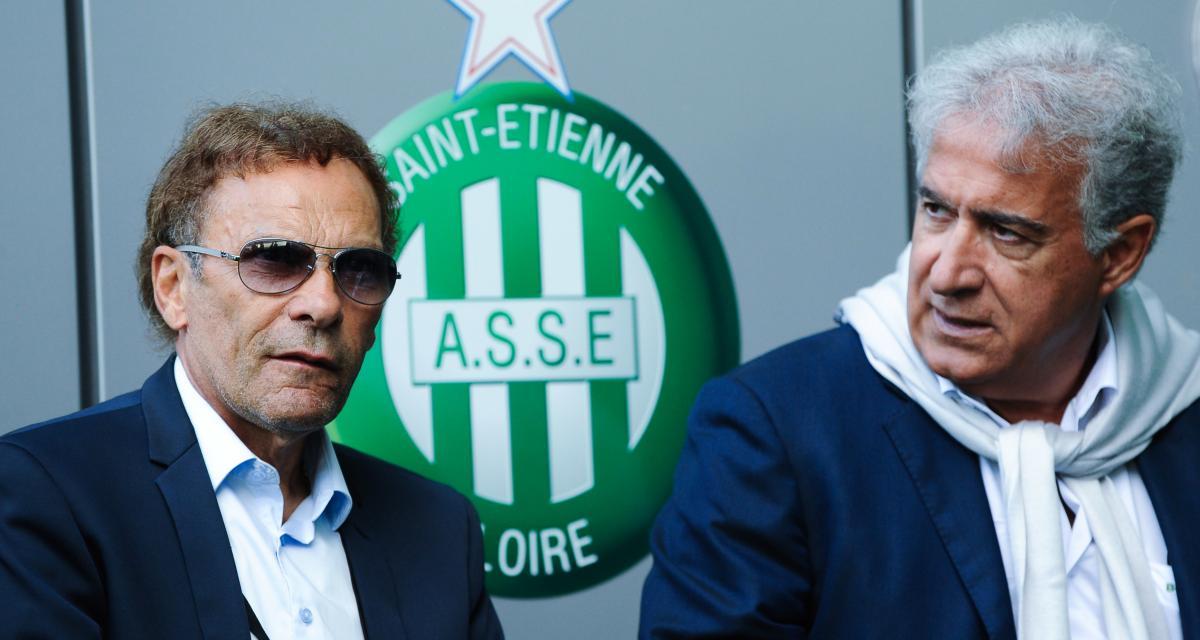 ASSE : Caiazzo et Romeyer divisent de plus en plus les supporters