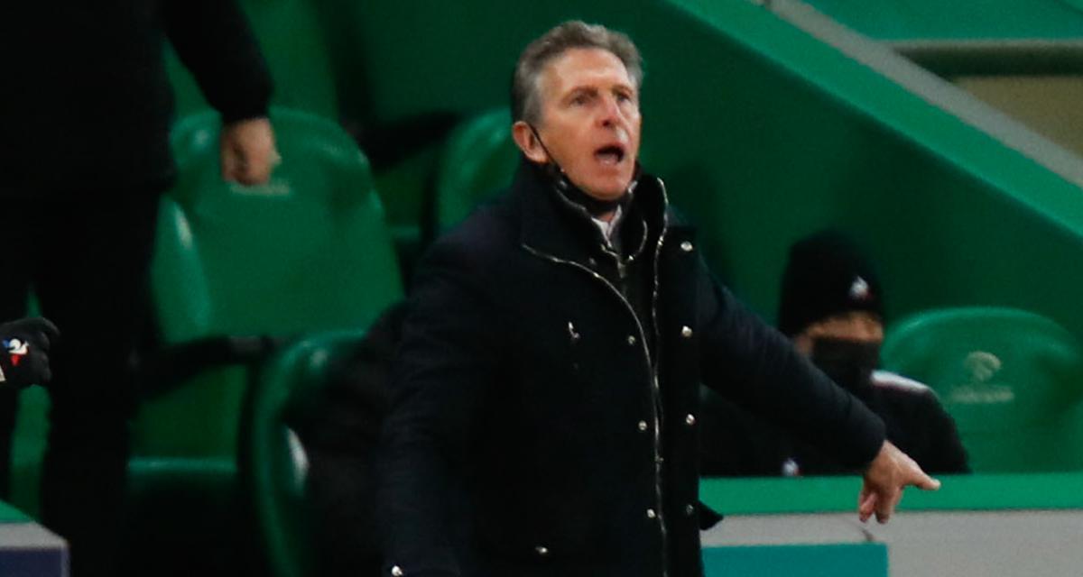 ASSE – OL (0-5) : Rudi Garcia est rentré dans l'Histoire, Claude Puel en route pour un triste record