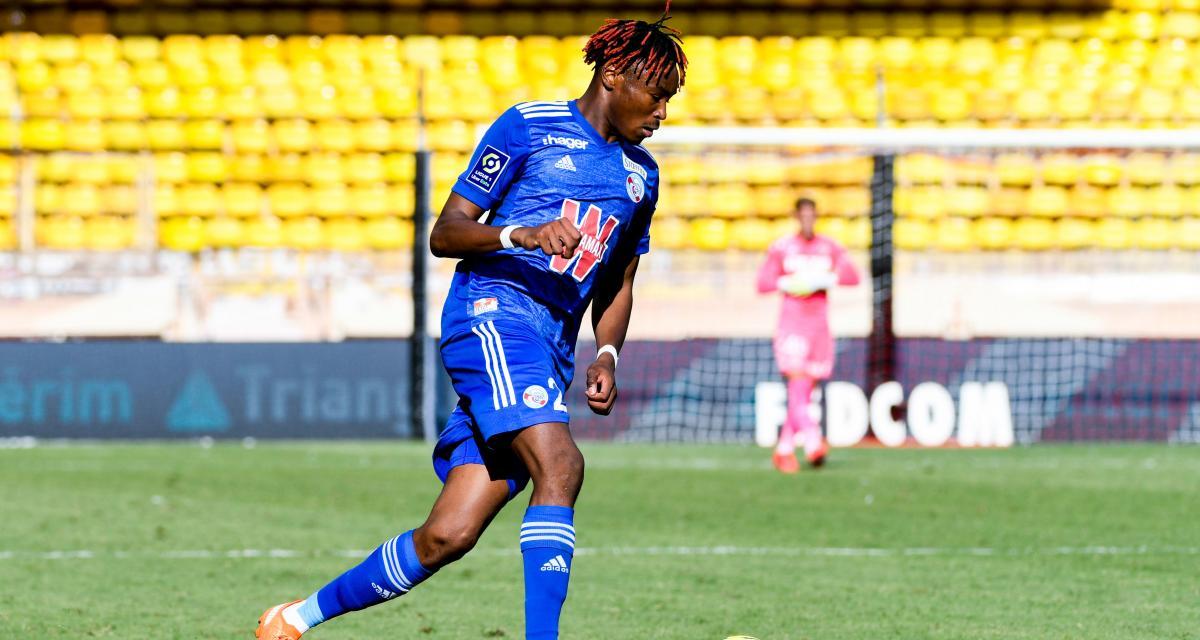 RC Strasbourg - Mercato : Simakan prêt à patienter jusqu'en juin ?