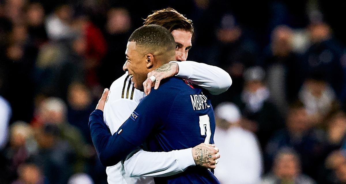 Real Madrid - Mercato : la dette explose, les dossiers Ramos et Mbappé en danger
