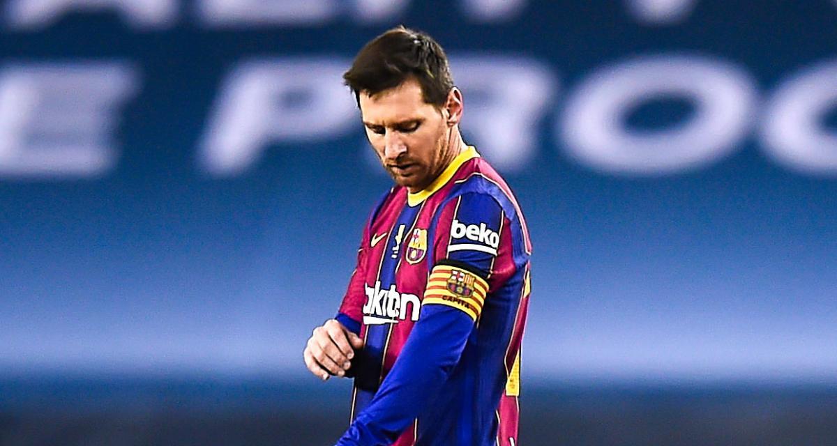 FC Barcelone, PSG - Mercato : l'avenir de Messi décanté le 7 mars