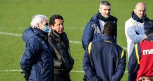 FC Nantes - Mercato : « panic buy » confirmé dans les 2 sens, Domenech a une première requête