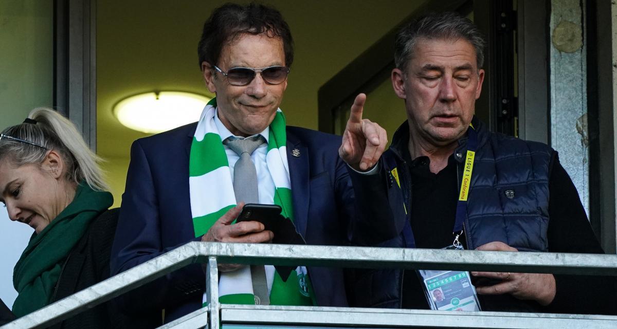 ASSE - Mercato : Mohamed sort du silence, un ultime affront fait aux Verts ?