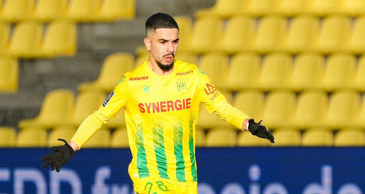 FC Nantes - Mercato : Imran Louza aurait une autre touche que l'OM