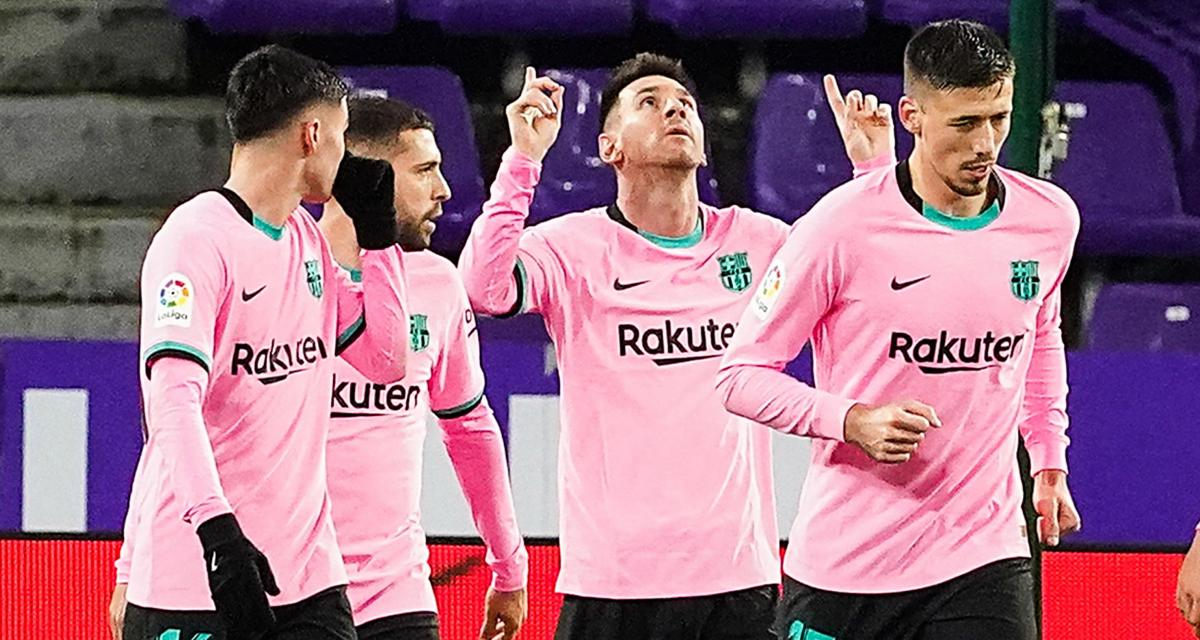 Résultat Coupe du Roi : Rayo Vallecano 1-2 FC Barcelone (terminé)