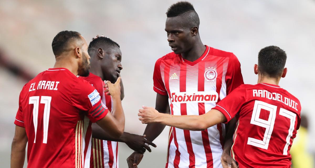 ASSE – Mercato : la porte se referme pour Mostafa Mohamed, Cissé (Olympiakos) attendu