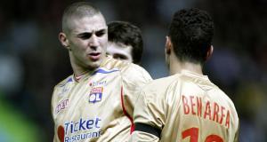 OL - Mercato : une réunion Ben Arfa - Benzema aurait pu être possible