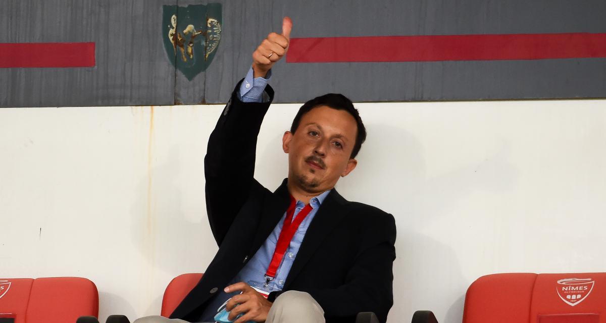 OM - Mercato : Longoria manipulé pour cette nouvelle piste étrangère ?