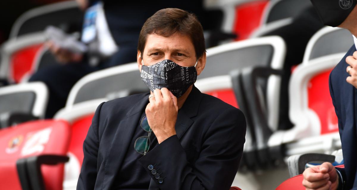 PSG - Mercato : un boulet va plomber Leonardo aux yeux du Qatar
