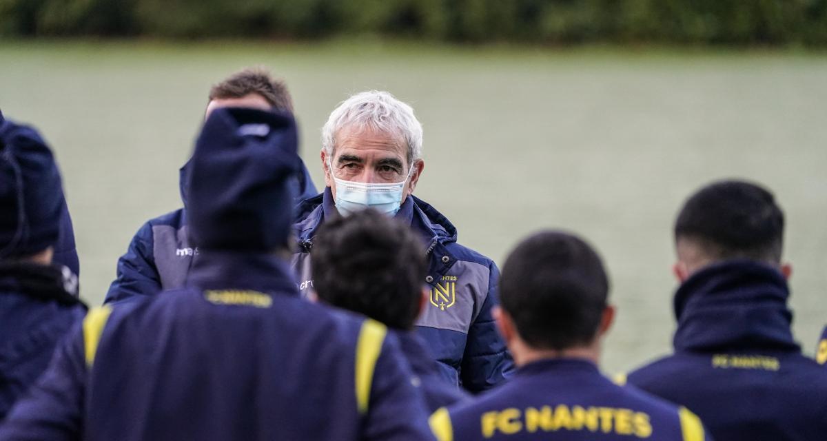 Ligue 1: Nantes - Monaco, les compos probables et les absents
