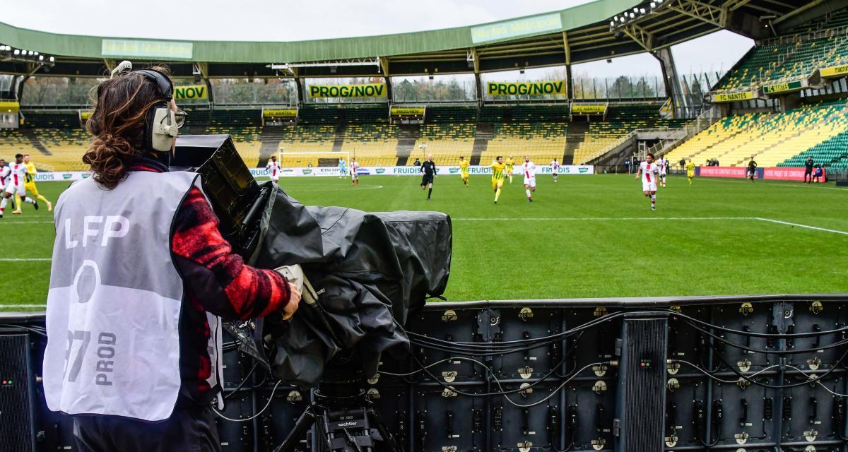 Nantes - Monaco : sur quelle chaîne voir le match?
