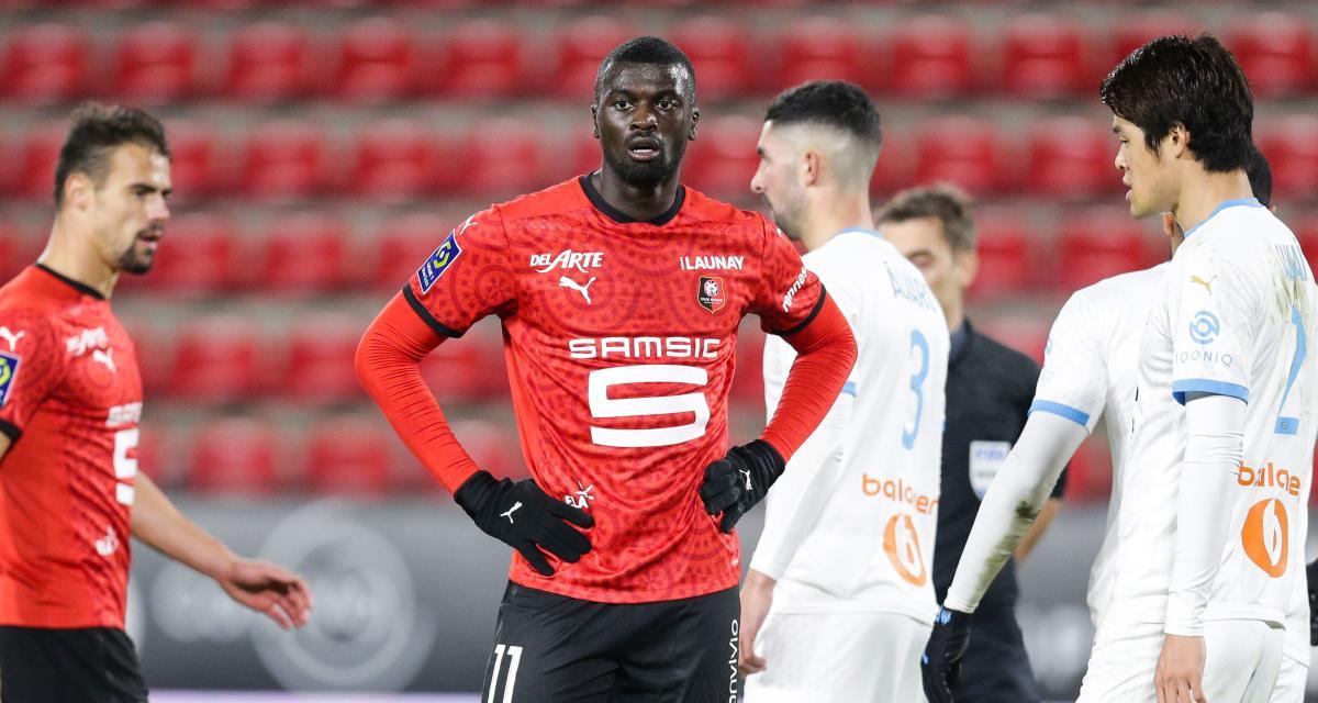 Stade Rennais, ASSE – Mercato : le départ de Mbaye Niang serait bouclé !