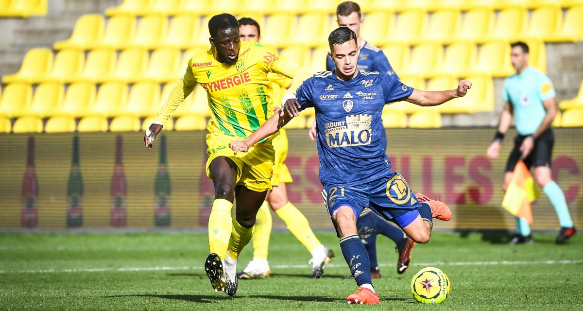 FC Nantes - Mercato : après Louza, Domenech a retenu un autre taulier pour éviter la L2