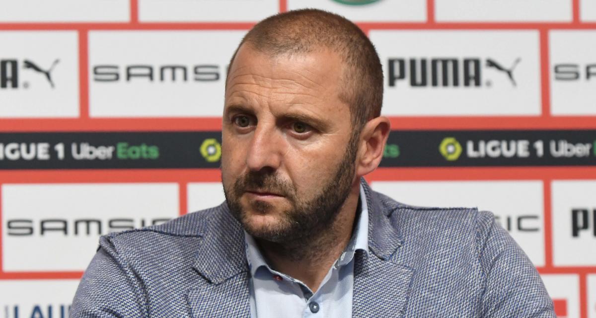 Stade Rennais - Mercato : Maurice éclaircit le cas Rutter et fait le point sur les dossiers chauds