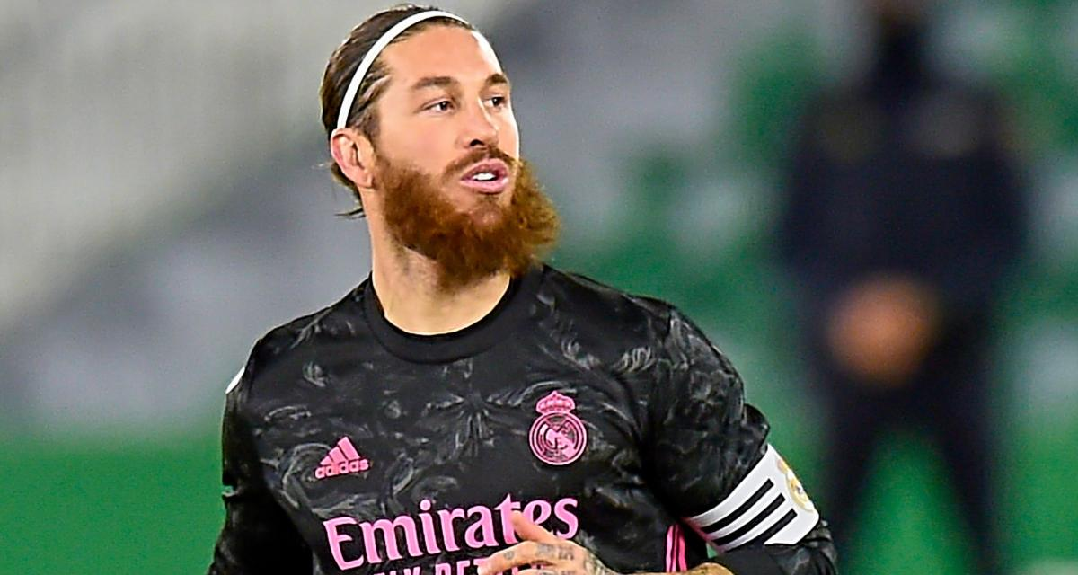 PSG, Real Madrid - Mercato : Pérez aurait acté le départ de Sergio Ramos !