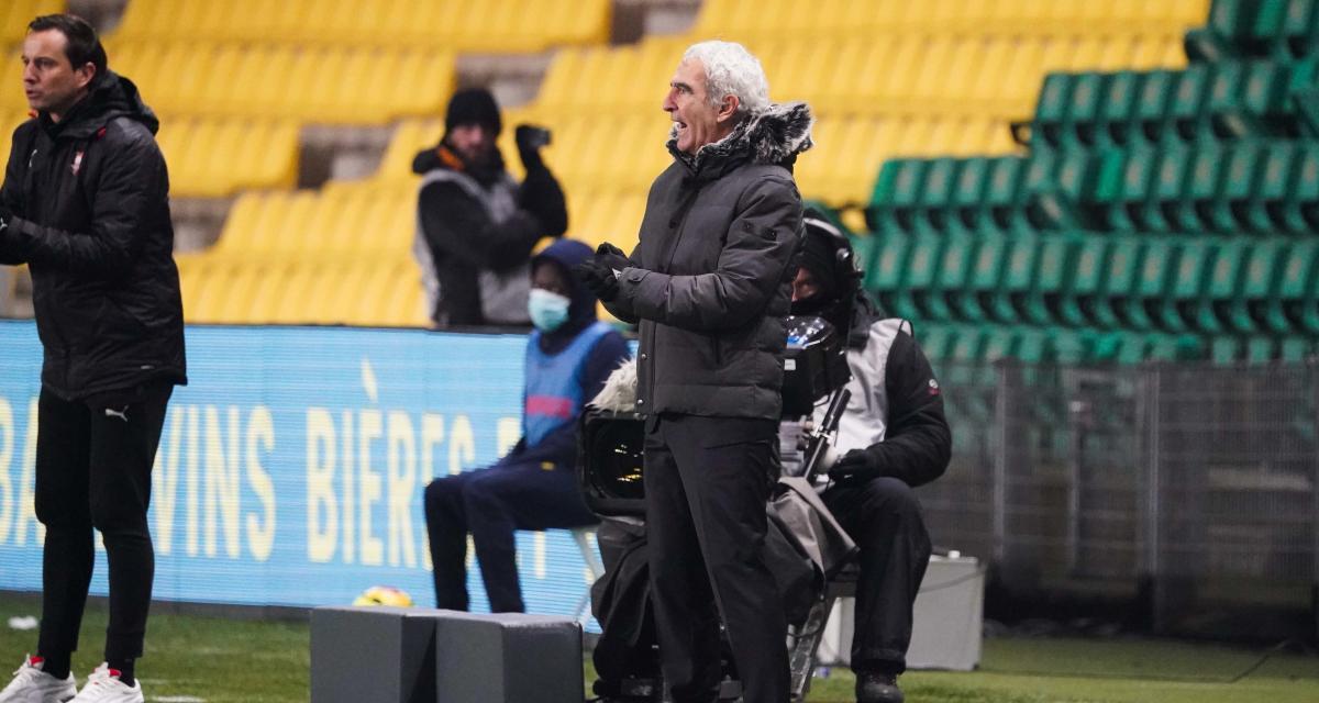 FC Nantes : Kolo-Muani veut rester, le combatif Domenech dénonce la « plaie » du Mercato