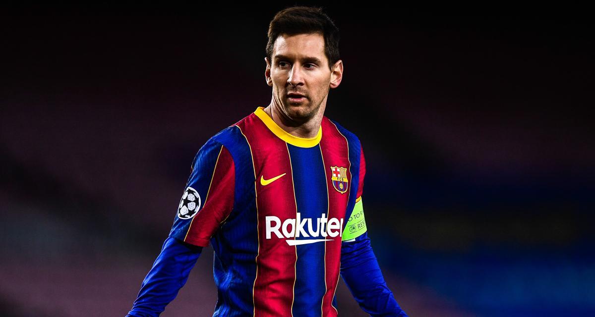 PSG, FC Barcelone – Mercato: après Neymar, Pochettino et Leonardo, un autre Parisien drague Messi!