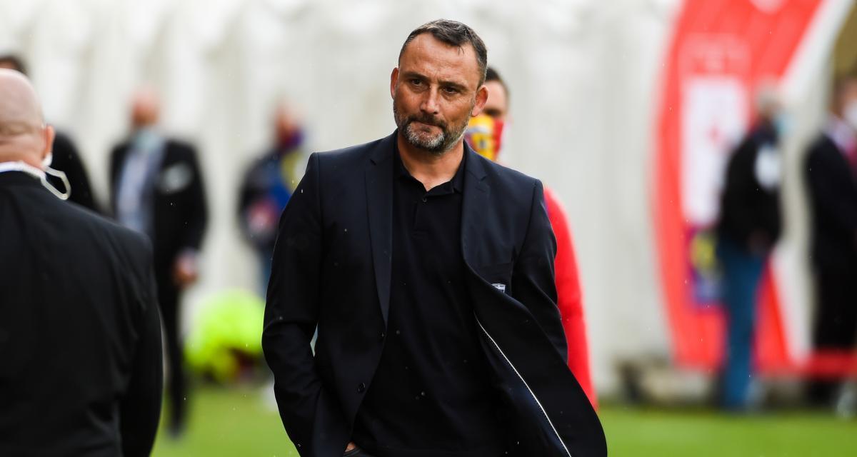 RC Lens: Ignatius Ganago absent contre Montpellier
