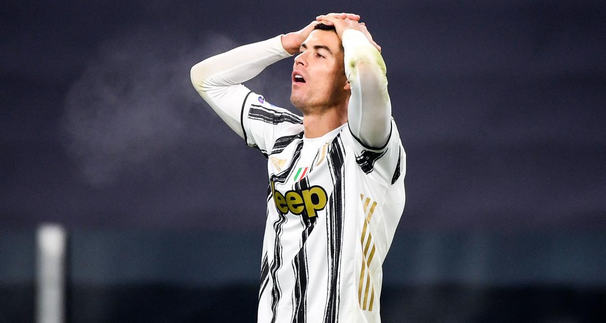 Juventus: Cristiano Ronaldo au cœur d'une nouvelle polémique, Pirlo vole à son secours