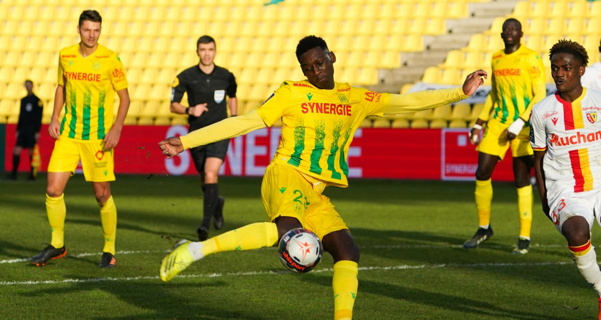 FC Nantes – Mercato: l'OL et Rennes voulaient Kolo Muani, Kita va gagner la bataille!