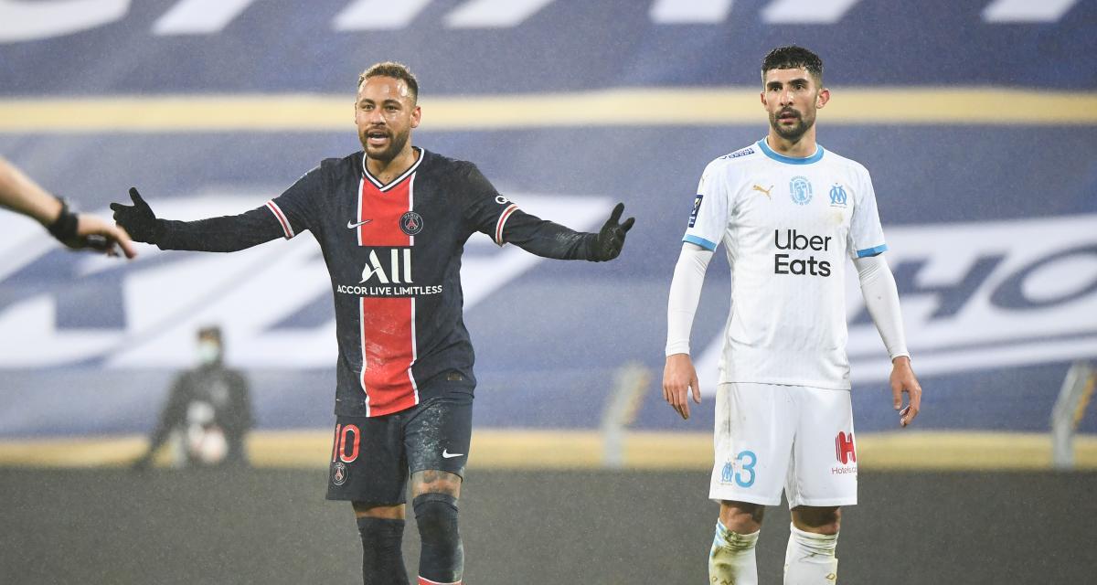 PSG, OM: Neymar remet une pièce dans son clash avec Alvaro