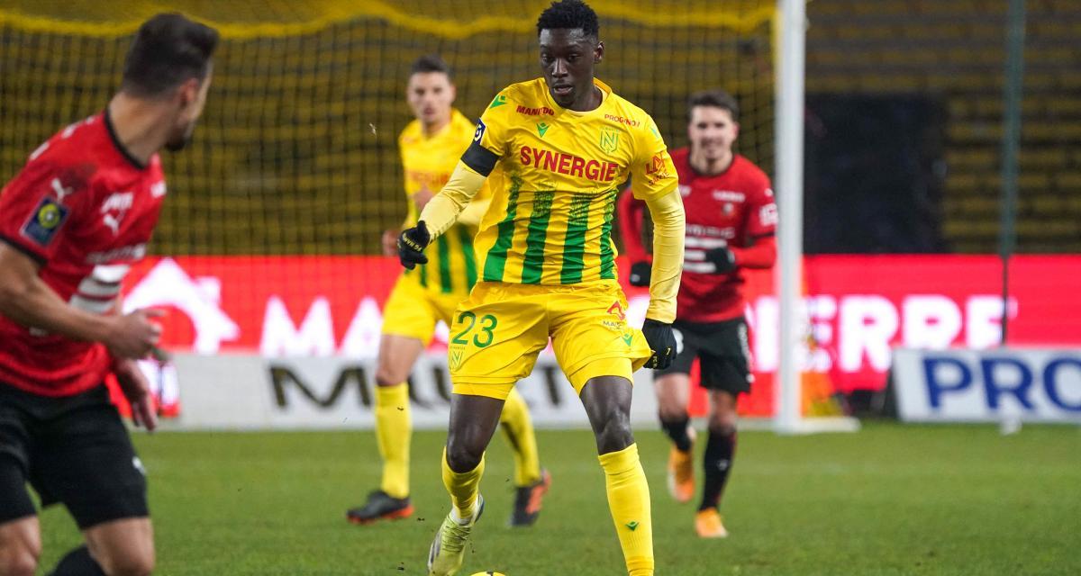 FC Nantes : combat, danger, crise, un discours musclé arrive dans le vestiaire