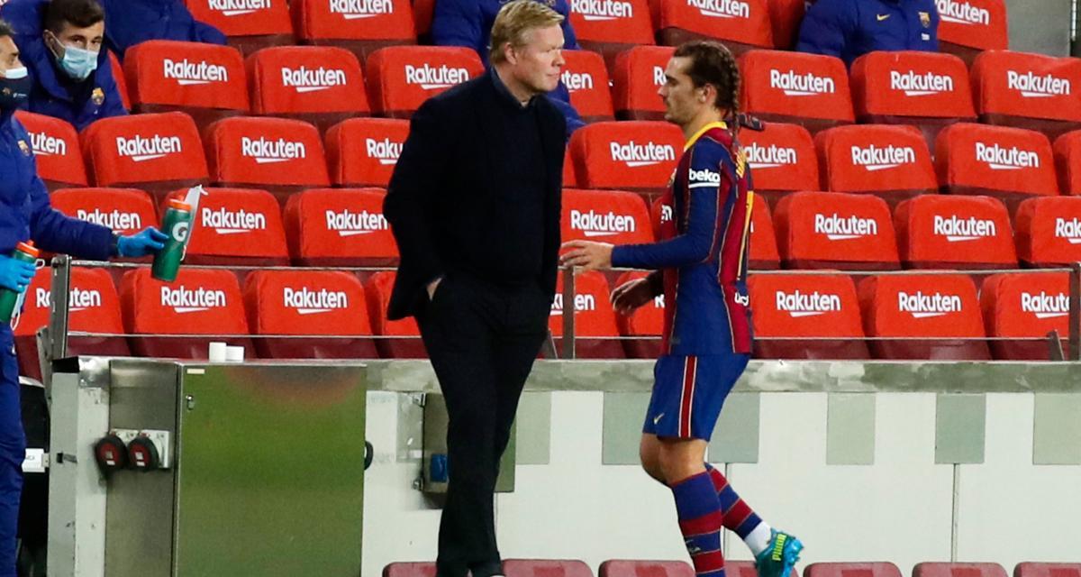 FC Barcelone : Ronald Koeman en dit plus sur l'objectif numéro 1 du mercato